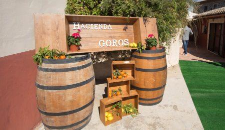 Evento Hacienda Goros