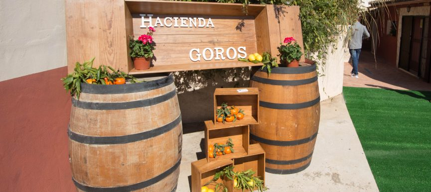 Evento Hacienda Goros