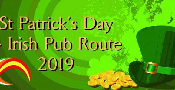 Ven y disfruta Saint Patrick,S Day con nosotros!!!